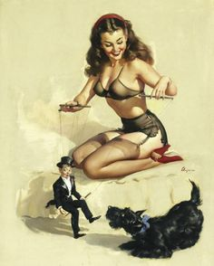 http://www.cuded.com/2012/03/pin-up-paintings-by-gil-elvgren/