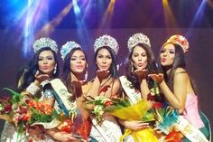 Angelia Gabrena Ong crowned Miss Philippines Earth 2015