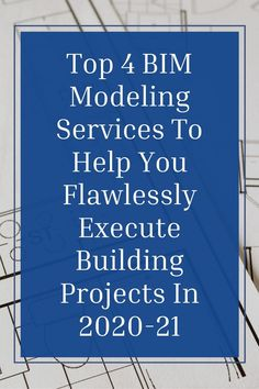 Working with experienced BIM Modeling service providers can help you save a lot of time, money and resources. Let us take a look at some of the top BIM services being offered by reputed service providers in order to make it convenient for you to handle both the small, uncomplicated and large, complex projects effortlessly and with equal efficiency.