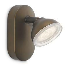 #Decken- / Wandleuchten #Philips #532400616   Philips myLiving Spot  Innenraum Oberfläche LED warmweiß Schlafzimmer     Hier klicken, um weiterzulesen.