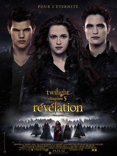 Twilight 5 Révélation Partie 2