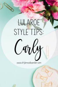 LuLaRoe Style Tips: