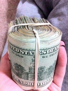 I wanna be a Millionare!!))