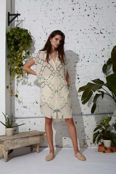Laura Siegel коллекция | Коллекции весна-лето 2017 | Нью-Йорк | VOGUE