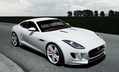 2015 Jaguar F-type Coupe Rendered and Detailed - Photos