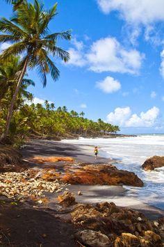 Praia de Itacaré (BAHIA)!!! :-)