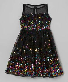 sparkle and shine - well this is a little girl's dress but i want it in my size!!