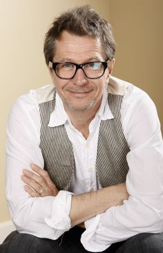 Gary Oldman - another actor whose possesses an astonishing ability to convincingly deliver any role put in front of him