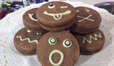 """""""Detto Fatto"""": la ricetta dei biscotti al cioccolato con crema di nocciole di Davide Comaschi del 20 novembre 2017."""