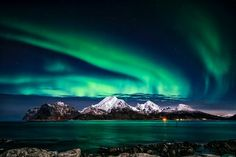 Beautiful Nature Wallpaper Big Size – Picture of Aurora Borealis in Norway - HD Wallpapers Northern Lights Norway, See The Northern Lights, Lofoten, Windows 7 Wallpaper, Aurora Borealis, Aurora Wallpaper, Adobe Photoshop, Portrait Photos, Fata Morgana