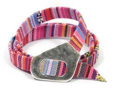 VALENTINES GIFT wrap surfer bracelet ethnic woven by CozyDetailz