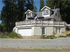"""South Lake Tahoe, CA: """"Sunny Lodge"""" is located in Montgomery Estates, just a short drive from skiing, the lake and the casinos. This 2,000 square foot deluxe home is nestle..."""