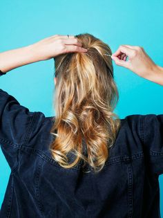 What to eat for the most GORGEOUS hair ever — yes, it matters! (photo by Erin Yamagata)