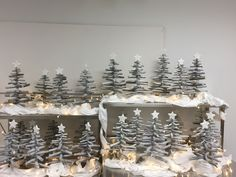 2lk joulukuusi Christmas Crafts, Christmas Tree, Holiday Decor, Home Decor, Art, Teal Christmas Tree, Art Background, Decoration Home, Room Decor
