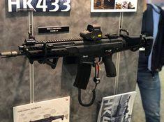 HK433, 5,56x45mm NATO