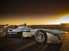 Фото FIA Formula E