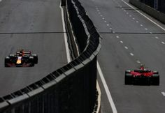 Baku speed trap: who is the fastest of them all?