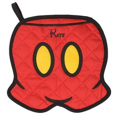 Mickey Mouse Potholder - Personalizable | Kitchen Essentials | Disney Store