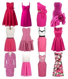 """""""Barbie Dresses"""" by rapunzelcorona on Polyvore"""
