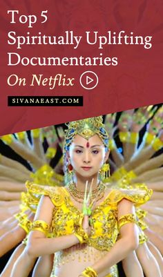 Top Spiritually Uplifting Documentaries On Netflix (Updated) The Top 5 Spiritually Uplifting Documentaries On NetflixThe Top 5 Spiritually Uplifting Documentaries On Netflix Spiritual Documentaries, Best Documentaries On Netflix, Netflix Movies, Good Movies To Watch, Top Movies, Movies And Tv Shows, Funny Movies, Spiritual Enlightenment, Spiritual Awakening