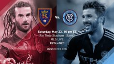 SPORTS And More: #MLS live on #YESNetwork #Wfan radio #RSL vs #NYCF...