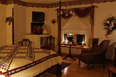 Still Time to Book a Cozy Winter Stay at the Hurst House Bed and Breakfast