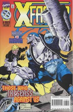 X-Factor (1986 1st Series) 118D  Marvel Comic books modern age cover   X-men Mutants