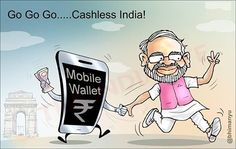 Cashless India  #pm   #narendramodi   #india