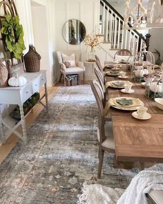 Designed by @graciousspaces Area Rugs, Loose Ends, Rug Cleaning, Home Free, Unique Colors, Great Rooms, Wool Rug, Table Settings, Shed