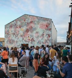 Sugarhouse Open Studios 2015 - an event to celebrate their first birthday. The space has been transformed from a derelict sign-makers workshop and yard into a home to 39 artists and designers.