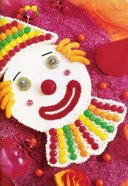 clown cake - Google Search