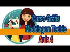 Curso Modelagem Tecido GRÁTIS - Regata Fácil 4/12