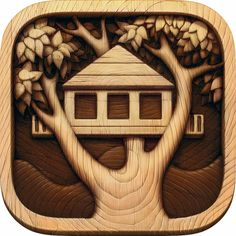 It's here! Treehouses of the Pacific Northwest… available in the Apple Store NOW!