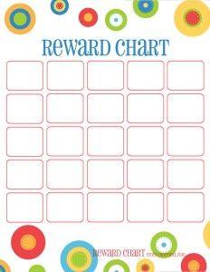 free printable sticker charts | Kids Fun | Pinterest | Charts ...