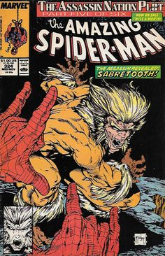 The Amazing Spider-Man #324 Marvel Comics Vol 1 __UN__