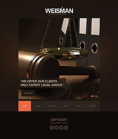 Website Template #41509