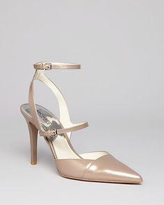 MICHAEL Michael Kors Pointed Toe Pumps - Avery High Heel | Bloomingdale's