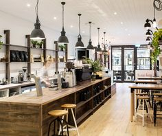 Lucky Penny Café Restaurant by Biasol: Design Studio, photo: Martina Gemmola