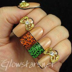 Featuring Born Pretty Store 3D Bowknot Decoration #colorful #gold #nailart - bellashoot.com & bellashoot iPhone & iPad app