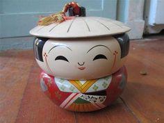 Kokeshi Box  eBay
