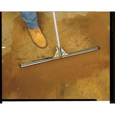 """UNGER 22"""" Foam Rubber,  Straight Double Floor Squeegee,  1 EA MW550 Flood Restoration, Commercial Cleaners, Cleaning Service, Walmart, Flooring, Tableware, Mud, Melbourne, Garage"""