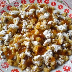 Császármorzsa, ahogy a nagyi csinálja Recept képpel - Mindmegette.hu - Receptek Snack Recipes, Snacks, Chana Masala, Good Food, Food And Drink, Sweets, Baking, Ethnic Recipes, Kitchen