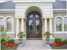 Custom Wood and Iron Doors - Doors by Design - Daphne, Alabama ...