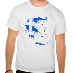Greece flag map for the Greek pride. #greece #greek #flag #peace #funny #obey #heart #thessaloniki #athens #crete #hellas