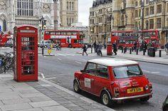 Mini Austin. London calling..This is London... | Flickr