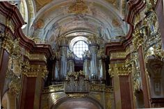 Organo a canne Melk Abbey Organ Svizzera Cerca con Google
