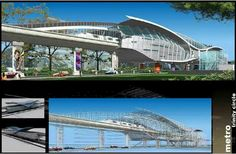 Alternate Preliminary Concept of Trinity Circle Metro Station, Benglore, India