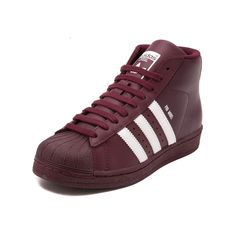 Originally released as a pro basketball shoe of the the Pro Model Athletic Shoe from adidas is the perfect throwback style for your little trendsetter! Sports Shoes, Basketball Shoes, Shoes Sport, Athleisure Trend, Adidas Superstar, Lace Up Shoes, Athletic Shoes, Adidas Sneakers, Footwear