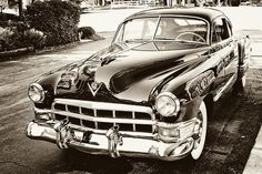 1949 Caddy print available at Griderimages.com via Fine Art America.