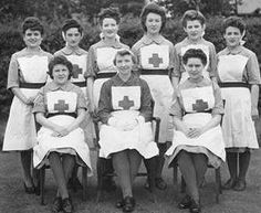 Red Cross WWII